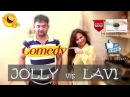 Mood fresh _Jolly vs Lavi Comedy in Haryanvi मूड फ्रैश _Always Hitts Music