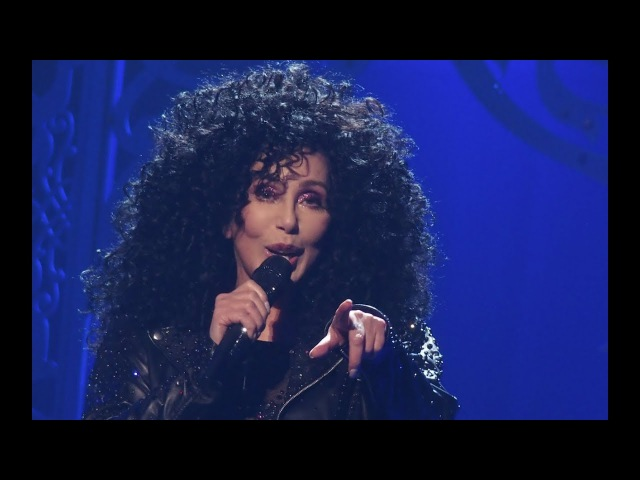 CHER If I Could Turn back Time live in Las Vegas - Classic Cher
