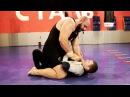 Огромный качок 150 kg против борца 60 kg / Giant powerlifter VS little wrestler