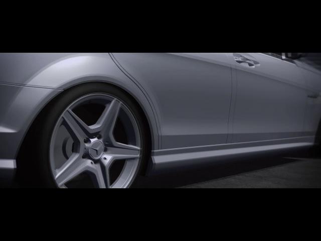 SLRR | C63 AMG