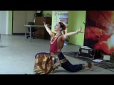 Ganesh Mala Bharatanatyam dance by Olga