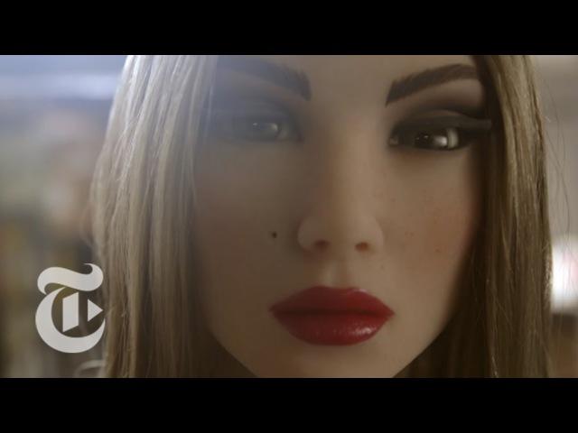 Uncanny Lover: Building a Sex Robot   Robotica   The New York Times