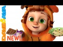 🍕 Apples and Bananas 2 | Kids Songs | Nursery Rhymes and Kids Songs from Dave and Ava 🍕