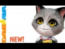 😺 Pussy Cat, Pussy Cat | Nursery Rhyme from Dave and Ava 😺