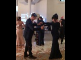 Трогательный танец очаровательной Нелли Ермолаевой с любимым мужем