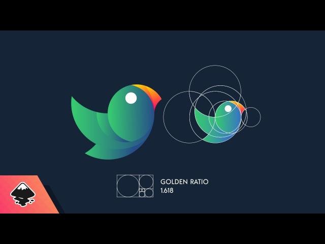Inkscape Tutorial: Golden Ratio Logo Design