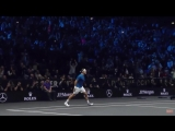 Federer Match Point Laver Cup (https://vk.com/bettinggood23)