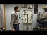 Реставрация велосипеда Орлёнок Ereliukas-8