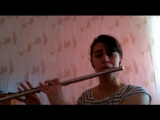 Howard Shore–Evenstar (feat. Isabel Bayrakdarian) Flute cover by Emilia the Strange