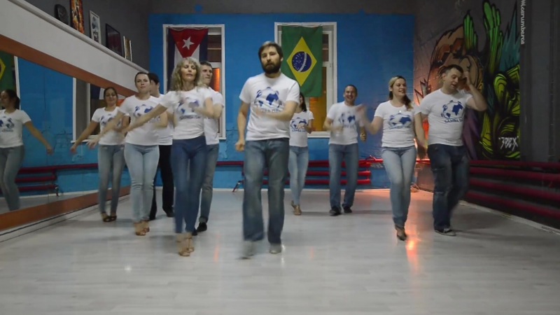 International Samba Day by Los Rumberos Samba Team