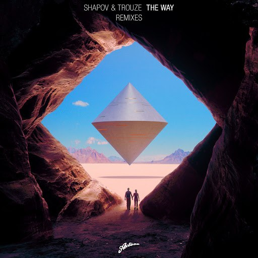 Shapov альбом The Way (Remixes)