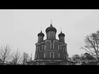 Вне времени: утро в Донском монастыре.