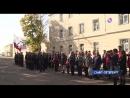 В Кронштадте участники поисковых экспедиций возложили цветы к мемориалу Героям-подводникам