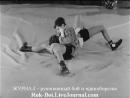 СоюзСпортФильм 1987 Обучение САМБО Борьба лежа