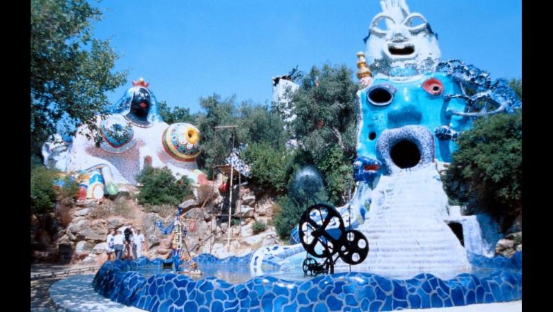 Niki de Saint Phalle Wer ist das Monster – Du oder ich (1996) Peter Schamoni