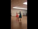 Хрустальная корона 2 тур по бальным танцам