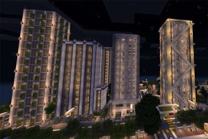 Шейдеры Enhanced Vanilla для Minecraft
