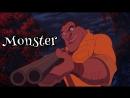 Skillet - Monster. AMV. Tarzan Atlantis Treasure Planet Planes