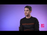 Darren Criss discusses what it was like preparing for the role of Andrew Cunanan