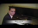 Alberto Monnar - Preso / Piano Cover (Preview)