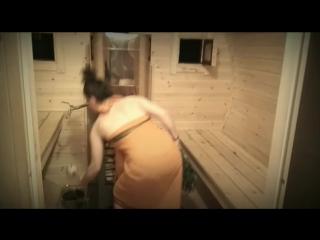 Баба яга - Таня Тихомирова в бане - бочке.mp4