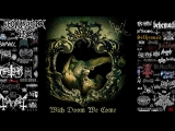 Summoning  With Doom We Come  Full Album  EpicAtmospheric Black Metal 2018