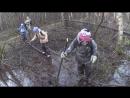 занятие преодоление болота громкий голос за кадром