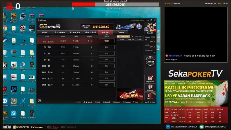 Barbarbarbaros On Air! Poker nasıl oynanır Poker stratejileri - Sekabet224.com