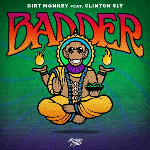 Dirt Monkey альбом Badder