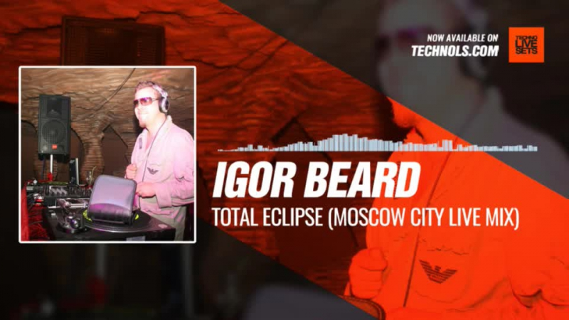 @BestProTop - Total Eclipse (Moscow City Live Mix) 07-01-2018 Music Periscope Techno