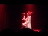 yasmine levy - alegria (live 9122017 gdansk)