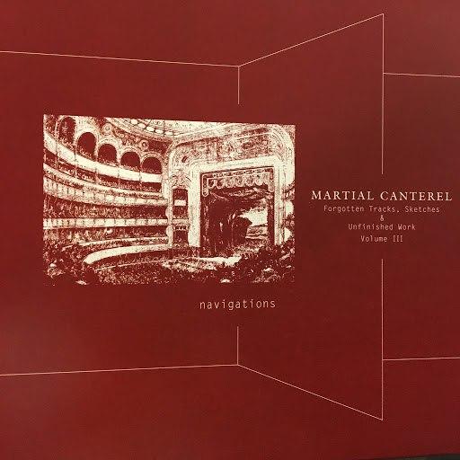 Martial Canterel альбом Navigations Volume III