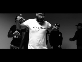 Harry Shotta, Skibadee, Eksman, Dreps, Grima  Azza _ DNB Art Form [Music Video]
