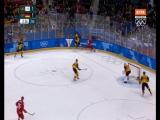 XXIII Зимние Олимпийские игры. Хоккей. Мужчины. Финал. Россия - Германия. (25.02.2018)
