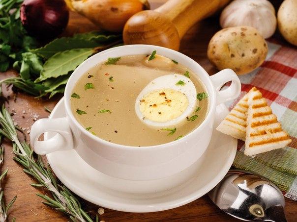 Гепатит а диета грибной суп