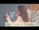 DULCE MARIA - JNS - 90S POP TOUR - CONCIERTO - ARENA CIUDAD DE MEXICO