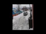 В «скорой» прокомментировали сообщение о смерти человека из-за нерасчищенной улицы