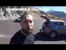 Колорадский коп Жёсткий хайкинг в горах Истерика Крис