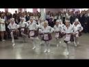 1 сентября 2017г ТК Калейдоскоп Линейка танец для иностранной делегации USA наша СШ № 130 им Рут Уоллер г Минска