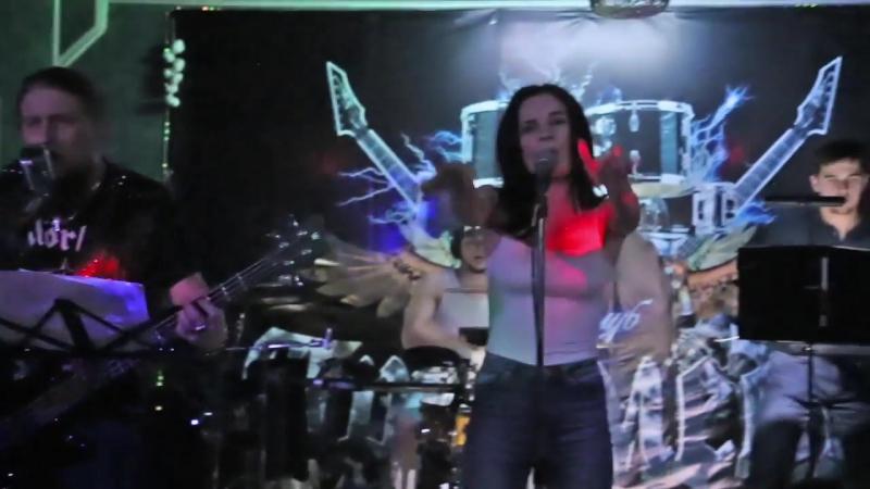 Vorongrai - Say Just Words (cover на Paradise Lost) - живое выступление в г.Чусо