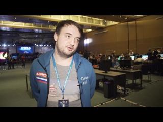 9pasha передает привет партнерам по Virtus.pro из Team Ukraine