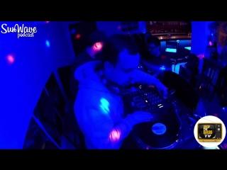 SUN WAVE: Alex Yurov & Command Strange - Live @ SA!NT Drum&Bass Bar