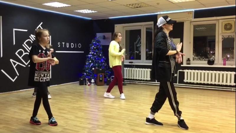 JAZZ-FUNK   Esenia Astra   Labirint Dance Studio