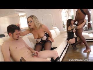 Carmen Valentina And Gia Paloma - CuckoldSessions [All Sex, Hardcore, Blowjob, Gonzo]
