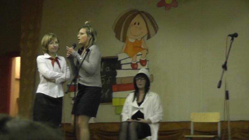 Посвящение в воспитатели 31.01.2012 ( Из раннего)