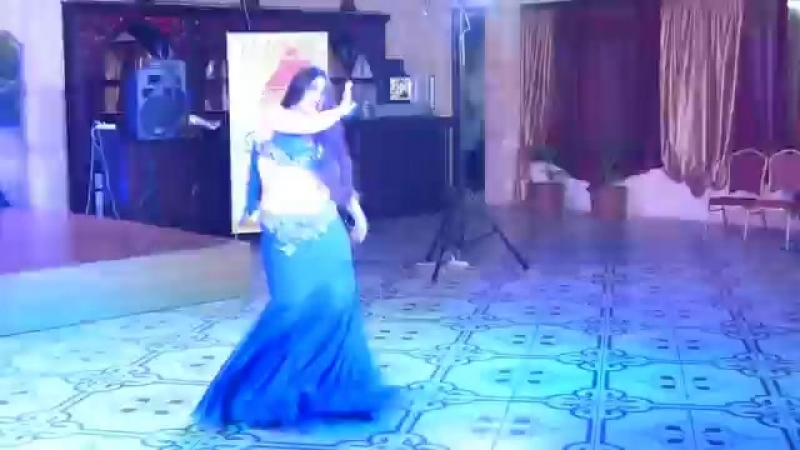 Diana Gabrielyan 'Al Hayat Fastival' demonstration performance 21139
