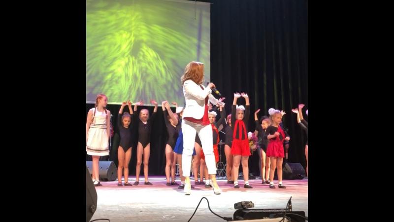Альбина Десницкая концерт в Брянске