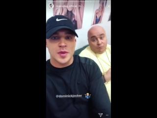 inst stories Олег Майами