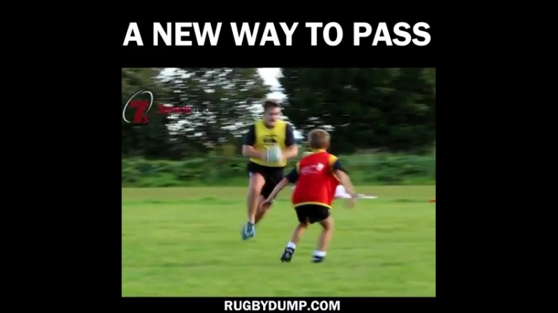 New way to pass