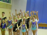 Всероссийские соревнования по с/акробатике на призы Ю.Зикунова - 2017